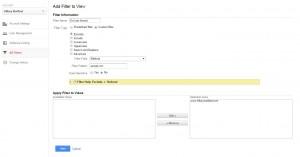 Getting rid of Semalt by Filtering Traffic in Google Analytics