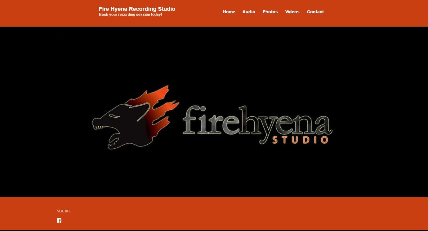 Fire Hyena Recording Studio