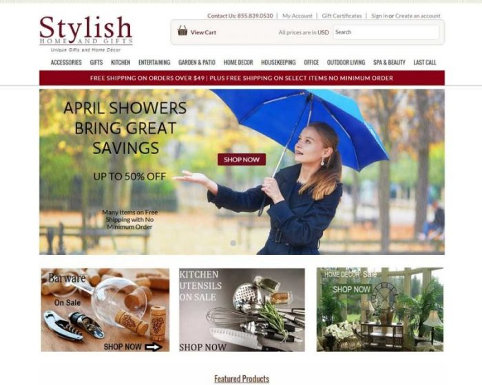 Stylish Home & Gifts