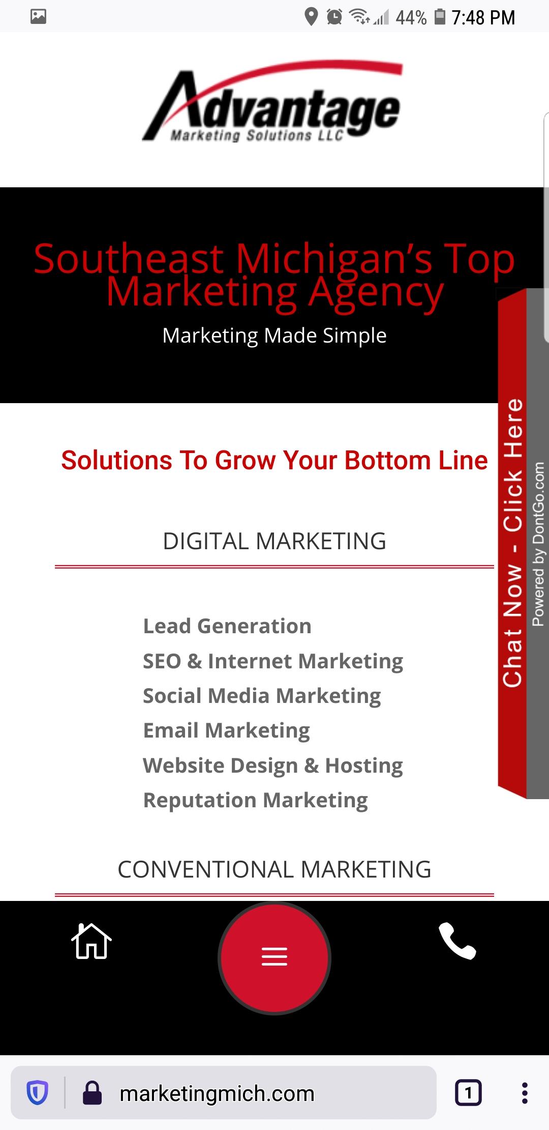 Advantage Marketing Solutions